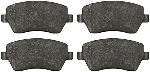 febi bilstein 16523 Brake Pad Set pack of four