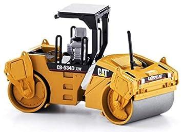 Cb Caterpillar 534d esJuguetes Norscot 50Amazon Y 1 Compactador bgyfY67