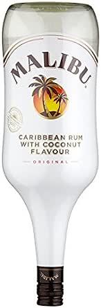 Malibú Caribe ron con coco sabor original de 1,5 litros ...
