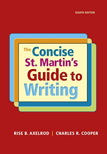 The Concise St. Martin