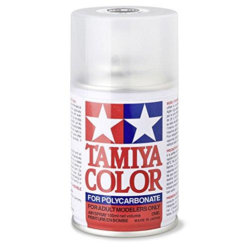 Tamiya Polycarbonate PS-55 Flat Clear, Spray 100 ml