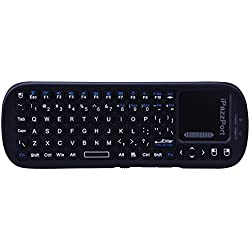 Mini wireless keyboard iPazzPort 2.4GHz Keyboard with Touchpad Mouse Combos for PC Android TV Box Raspberry Pi 3 HTPC Xbox 360 Ps3 IPTV HTPC and More