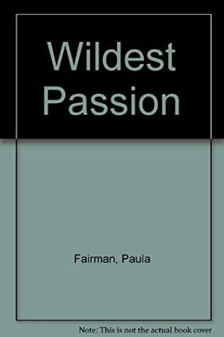 book cover of Wildest Passion