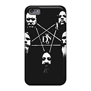 Excellent Hard Phone Cover For Apple Iphone 6 With Support Your Personal Customized Trendy Biohazard Band Skin Phonecaseforall