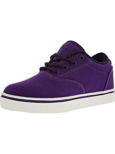 Heelys Girl's Launch (Little Kid/Big Kid/Adult) Purple/Grape/White Roller Skate ()