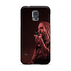 Excellent Hard Phone Case For Samsung Galaxy S5 With Provide Private Custom Trendy Coal Chamber Band Skin ChristopherWalsh