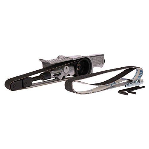 20mm air finger belt sander and belts / power file detail sander BERGEN AT529