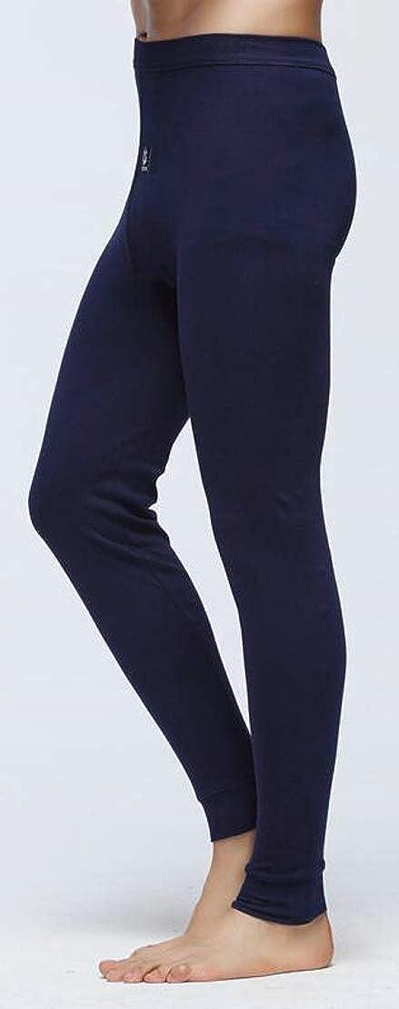 Macondoo Men Slim Fit Pants Underwear Base Layering Lounge Johns