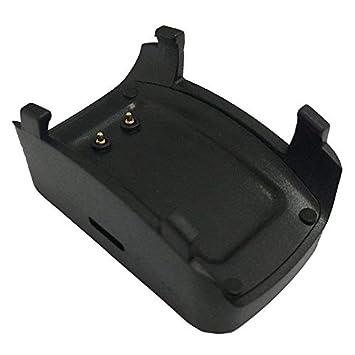 XZANTE Cargador Gear Fit 2, Muelle Cuna De Carga De Repuesto para Samsung Gear Fit2 Reloj Inteligente Sm-R360 (Gear Fit 2 Cargador)