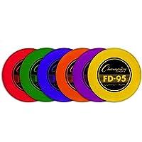 Champion Sports plástico Disco Volador, 95g, Colores Variados