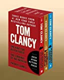 Tom Clancy's Jack Ryan Action Pack( The Hunt for Red October/The Cardinal of the Kremlin/Patriot Games)[BOXED-TOM CLANCYS JACK RYAN-3V][Boxed Set]