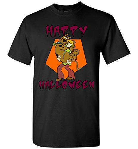 Happy Halloween Scooby Doo Funny Costume T-Shirt