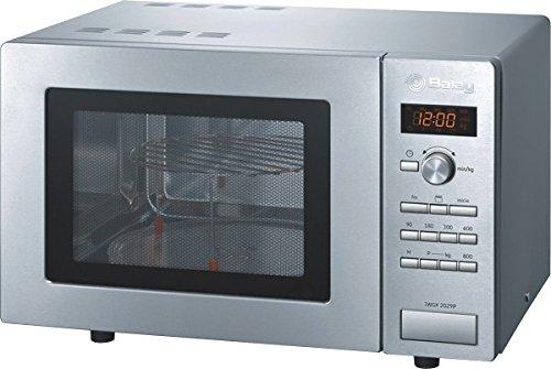 Balay - Microondas 3Wgx2029P, 18L, 800W, Grill Simultaneo ...