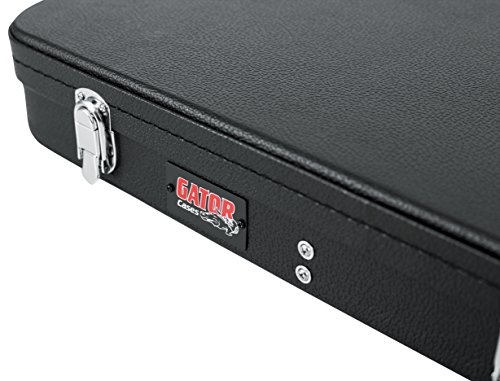 Gator Cases Hard-Shell Wood Case for Standard Electric Guitars; Fits Fender Stratocaster/Telecaster, More (GWE-ELECTRIC) by Gator (Image #11)