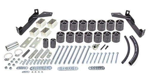 "Performance Accessories, Dodge Ram 1500/2500/3500 Gas 2WD and 4WD Except 99-00 Sport, 3"" Body Lift Kit, fits 1997 to 2001, PA673, Made in America"