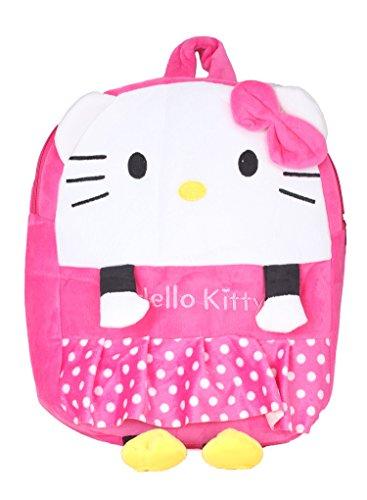 Tickles Soft Hello Kitty School Shoulder Bag 3 litres