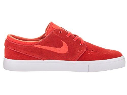 Nike Unisex Sb Zoom Janoski Cpsl Skate Schoen Max Oranje / Max Oranje