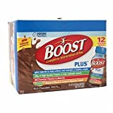 Cheap Boost Plus Complete Nutritional Drink, Bottles, Rich Chocolate, 12 Pack