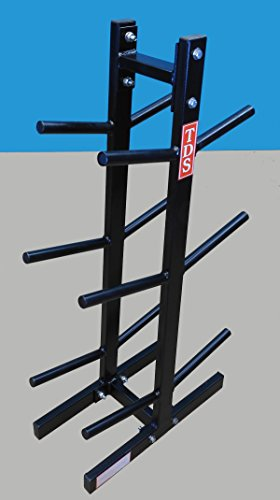 Medicine Ball Rack to hold six balls - MADE IN THE USA