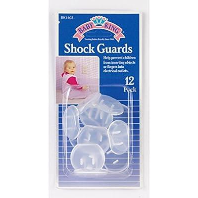 Bk Shock Guards Size 12 Pk