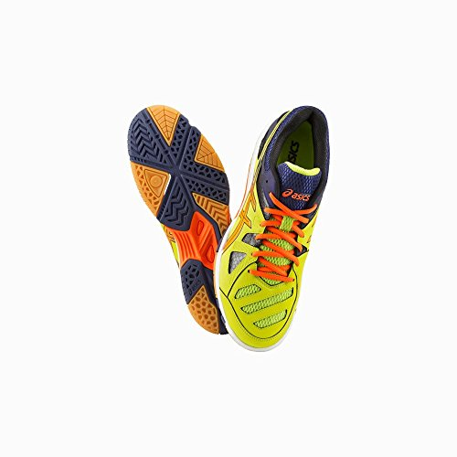 Azul-Zapatillas Gel-Approach 3 M lime punch/flash orange Talla:43.5