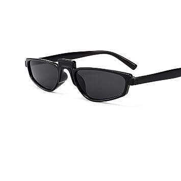 TJJQT Gafas de Sol Gafas de Sol con monturas pequeñas ...