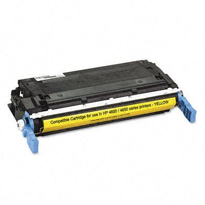 INNOVERA 83722 Toner cartridge w/chip for hp color laserjet 4600/4650 series, yellow (4650 Series)