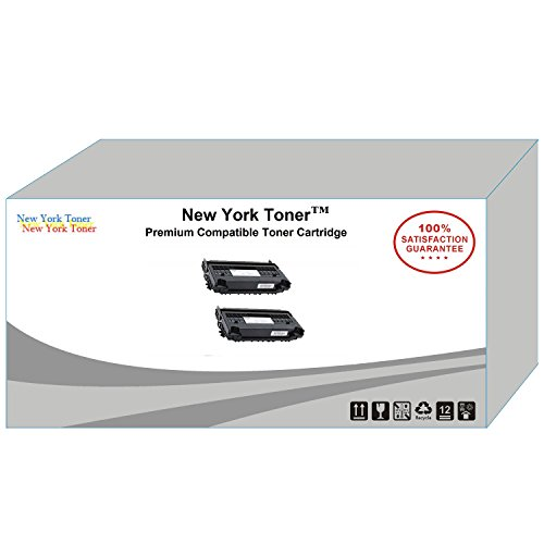 (New York TonerTM New Compatible 2 Pack 6R1218 High Yield Toner for Xerox - FaxCentre F116 | F116L . -- Black)