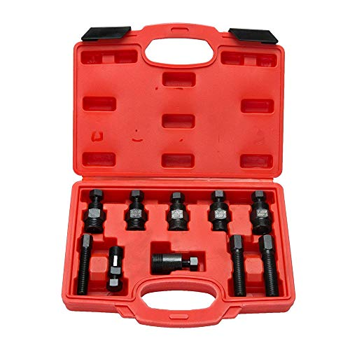 MMG 10pc 15 Sizes Flywheel Puller Kit Tool for Motorcycles Dirt Bikes ATVs
