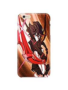 "i60909 Kill la Kill Matoi Ryuko Glossy Case Cover For Iphone 6 (4.7"") by runtopwell"