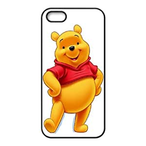 Many Adventures of Winnie the Pooh iPhone 5 5s Cell Phone Case Black yyfabd-384981