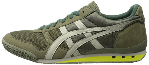 asics ultimate 81 olive camo