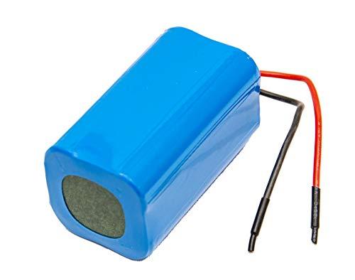 7.4V 7000mAh 2S2P Li Ion Battery Pack PCB Protected 8A PCB