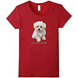 Maltese Dog's Owner T-shirts Dogs Puppies Lovers Gift