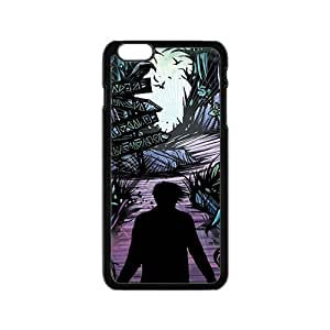 Black horrific man Cell Phone Case for Iphone 6 by lolosakes