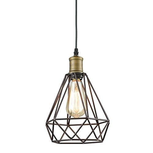 geometric pendant light amazon com