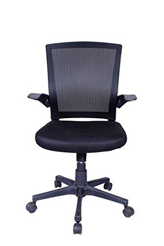 Stellar 00HT795B06 Office Chair (Black)