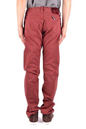 Cotone Cohen Mcbi160485o Rosso Jacob Uomo Jeans WI8Pxng