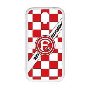 DASHUJUA Th eFortuna D¨¹sseldorf Logo Cell Phone Case for Samsung Galaxy S4