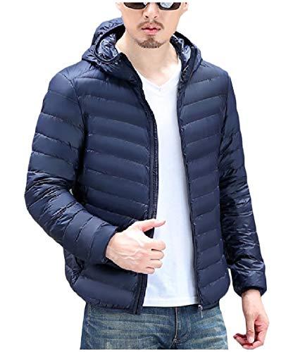 Giù As8 Cerniera Peso Inverno Ultra Leggero Il Cappotto Regular Fit Rkbaoye Maschile Sq0vp7aw