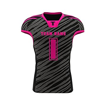 Prostyle American Football Warp Speed Style Jersey, 30 Pieza Football Team Camisetas