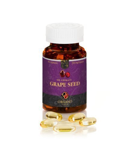 Organo Gold Grapeseed Oil Capsules by silp-art
