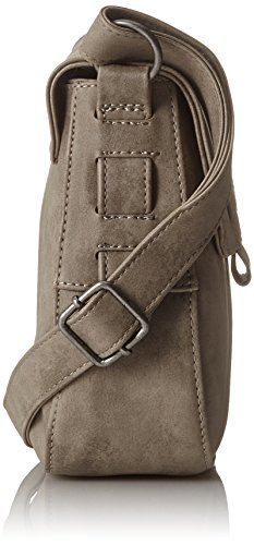 Fritzi Else Metal aus Body Preussen Bag Cross Women��s Grey Ow7rO8qzt