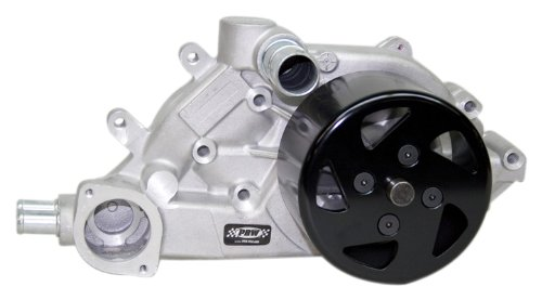 PRW 1434620 Performance Quotient High Flow Aluminum Water Pump for GM, LS Gen III and IV by PRW