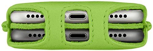 ullu Sleeve for iPhone 8 Plus/ 7 Plus - Lime Green UDUO7PPL05 by ullu (Image #3)