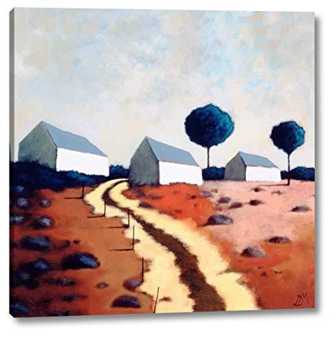 (Hillside Path by Derek Melville - 28