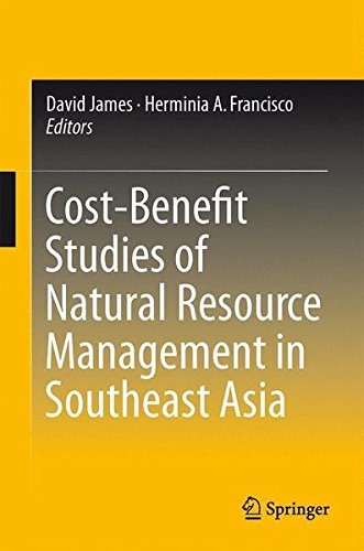 Cost-Benefit Studies of Natural Resource Management in Southeast Asia by Springer