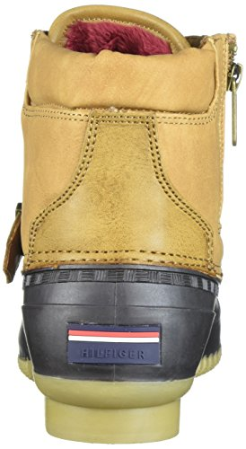Tommy Hilfiger Womens Regin Snow Boot Neutral L3o4YJkCm
