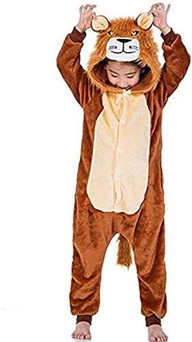 Niños Niñas Pijama Enterizo Animal Cosplay Disfraces Onesies Ropa ...
