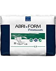 Abena Abri-Form Premium All-In-One Incontinence Pad, Large 0